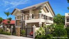 10 MODELS of 2 STORY HOUSES with PRICE FREE FLOOR PLAN and LAY OUT DESIGN Two Storey House Plans, 2 Storey House, Storey Homes, 2 Story House Design, Free Floor Plans, Philippine Houses, Basement House Plans, Bedroom Floor Plans, Luxury House Plans