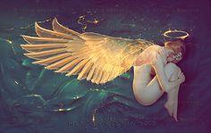 Sleep Well My Angel by MirellaSantana.deviantart.com on @deviantART