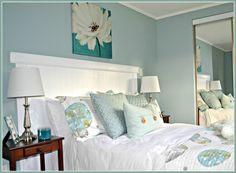 bedroom1-Coastal Inspired Bedroom