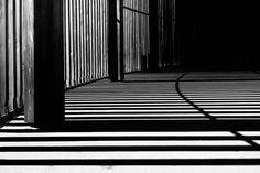 Luz, Sombras, Padrão, Listras, Linhas, Interior, Design