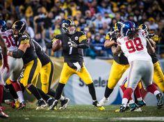 Nfl Football, Football Helmets, Here We Go Steelers, Ben Roethlisberger, Steeler Nation, Pittsburgh Steelers, Big Ben, York, Sports
