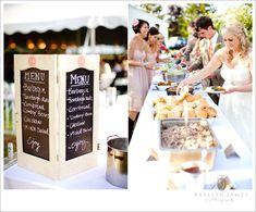 i LOVE bbqs at weddings. such a good way to go!