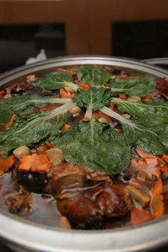 Hongkong Style Chicken in Oyster Sauce Oyster Sauce, Seaweed Salad, Oysters, Catering, Choices, Reception, Menu, Ethnic Recipes, Wedding