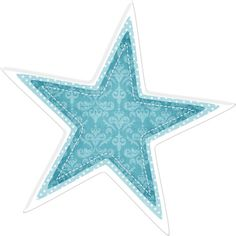 kcroninbarrow-reachforthesky-star1.png ❤ liked on Polyvore featuring blue, stars and filler
