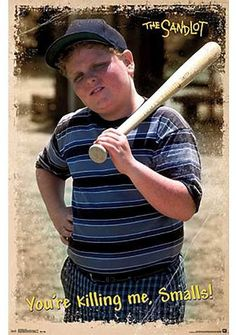 Trends International Sandlot Ham