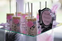 Paris Baby Shower Party Ideas | Photo 30 of 31 | Catch My Party