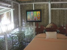 #colombia #travel #ocean #blue #gorgeous #tropical #beach #girl  #heaven #cabin #thatch #hotel