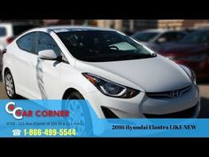 Video walk around 2016 Hyundai Elantra Sport Sport Trim DOHC Engine Kilometers Automatic Transmission Are you seeking a just-l. Used Hyundai, Hyundai Cars, Looking To Buy, Used Cars, Abs, Vehicles, Crunches, Abdominal Muscles, Car