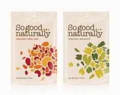 Packaging of the Day September 5 2012  so-good…naturally/by JJAAKK Design