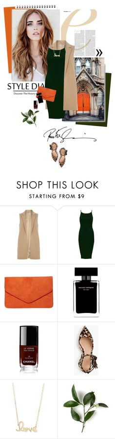 """Untitled #479"" by nkara ❤ liked on Polyvore featuring mel, Dorothy Perkins, Narciso Rodriguez, Chanel, J.Crew, Sydney Evan, Garance Doré, women's clothing, women and female"