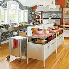 Kitchen Tiles Moroccan corian cabana club moroccan kitchenstephan janson | commercial