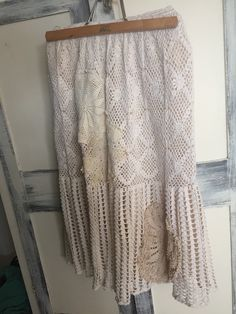A personal favorite from my Etsy shop https://www.etsy.com/listing/226854317/farmhouse-frocks-up-cycled-gypsy-style