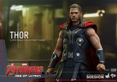 Marvel Thor Sixth Scale Figure by Hot Toys | Sideshow Collectibles