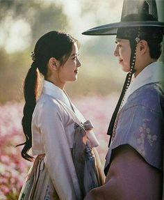 Moonlight Drawn by Clouds Korean Drama Stars, Korean Star, Drama Film, Drama Movies, Love In The Moonlight Kdrama, Kpop, Kim You Jung, Love Moon, Moonlight Drawn By Clouds