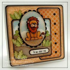 CDS Sneak Peek - Zoo Critters