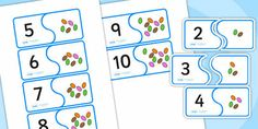 This number matching activity is great for your Jack and the Beanstalk lessons! With cards with the numbers on, and matching cards with the correct number of beans to match! Number Matching, Matching Cards, Fairy Tale Activities, Book Activities, Eyfs Jack And The Beanstalk, People Who Help Us, Fairy Tale Theme, Traditional Tales, Number Bonds