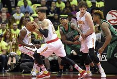 Celtics at Hawks Game 2 - 4/19/16 NBA Pick, Odds, and Prediction