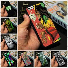 25 Designs Smoke Weed Leaf Printed Phone Case For Apple iPhone 7 4 4S 5S SE 6S Plus Mobile Cover Accessories #>=#>=#>=#>=#> Click on the pin to check out discount price, color, size, shipping, etc. Save and like it!