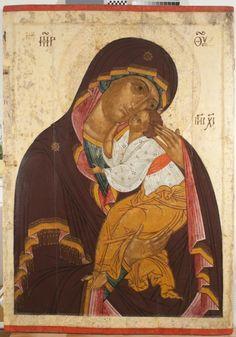Экспозиция русской иконы Новгородского музея-заповедника пополнилась новым шедевром мирового уровня