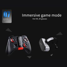 MOCUTE 054 Wireless BT 3 In 1 Gamepad - US$20.73 Sales Online - Tomtop Smartwatch, Apple Technology, Game Mode, Windows System, Congo Kinshasa, Game Controller, Phone Holder, This Or That Questions, Smart Watch