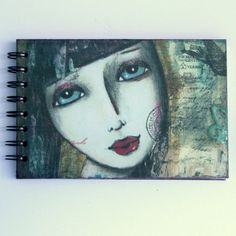 Notisbok ulinjert 13x18 cm Female, Art, Art Background, Kunst, Performing Arts, Art Education Resources, Artworks