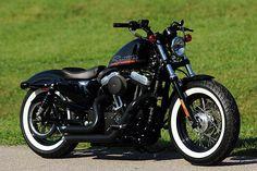 Harley-Davidson : 48... My new bike!!!