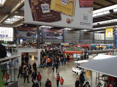 Central station- in Munich