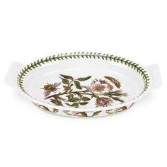 Portmeirion Botanical Garden Oval Gratin Dish - 513945