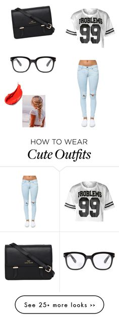 """""""My First Polyvore Outfit"""" by zenteno-car on Polyvore"""
