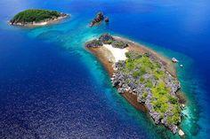 Lahos Island, in Camarines Sur