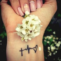 - Beautiful Faith Tattoo Designs Uncategorized 45 Perfectly Cute Faith Hope Love Tattoos And Designs With Best . Love Wrist Tattoo, Meaningful Tattoos For Women, Wrist Tattoos For Women, Tattoos For Women Small, Small Henna Tattoos, Trendy Tattoos, Love Tattoos, Body Art Tattoos, Tatoos