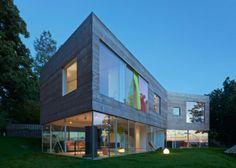 Modern Home Transparent par Elding Oscarson