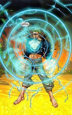 Havok of the X-Men Marvel Comics Art, Marvel X, Marvel Heroes, Marvel Villains, Superhero Stories, Superhero Characters, Comic Books Art, Comic Art, Jack The Giant Slayer