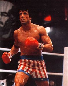 who doesnt love the rocky movies?!