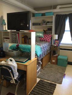 Dorm Room After