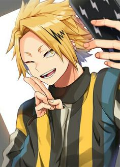 Read Denki's Dad from the story When Will It End? (Depressed Kaminari) by Digichick with 274 reads. My Hero Academia Episodes, My Hero Academia Shouto, Hero Academia Characters, Anime Characters, Hot Anime Boy, Cute Anime Guys, Human Pikachu, Estilo Anime, Hero Wallpaper