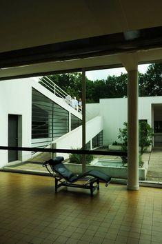 Clásicos de Arquitectura: Villa Savoye / Le Corbusier,© Flavio Bragaia