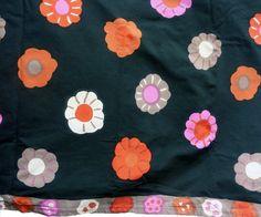 Marimekko Nekku oil cloth, designed by Katsuji Wakisaka in 1972.