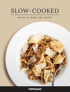 Easy Slow-Cooked Meals | POPSUGAR Food