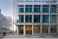 Edifício de Escritórios | Novartis Campus - 2012 / Álvaro Siza