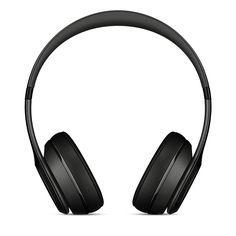 Cheap Beats Solo 3 Wireless On-Ear Headphones – Gloss Black (Certified Refurbished) Best Bluetooth Headphones, Wireless Headphones For Running, Iphone Headphones, Beats Headphones, Over Ear Headphones, Sports Headphones, Beats Solo, Cheap Beats, Womens Fashion