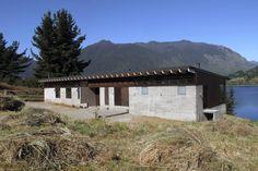 Casa ERZ / Cristián Berríos Arquitecto