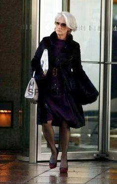 Miranda Priestly - O Diabo Veste Prada, Runway
