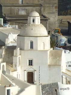 Agios Minas, Thera, Santorini, Greece