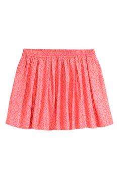 Nabíraná sukně   H&M