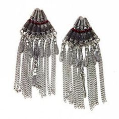 Resultado de imagem para brincos de bijuterias de pressão feminino