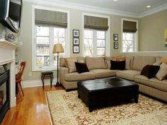 Small Family Rooms Decor