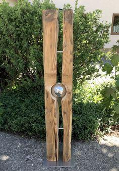 Urig und einzigartige Holzgestaltung. Deko für Haus und Garten ...