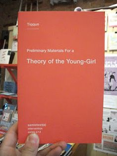 Preliminary Materials for a Theory of the Young-Girl, via Drawn & Quarterly