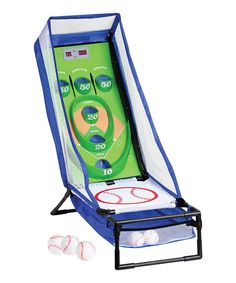 Look at this Etna Electronic Bounce 'n' Score Baseball Game on #zulily today!